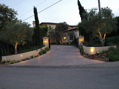 Lake Sherwood Landscape Lighting Exterior Lighting