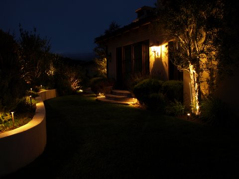 Lake Sherwood Landscape Lighting Landscape Lights